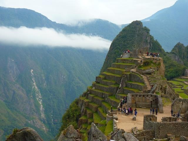 peru montagne del Machu Picchu