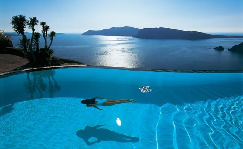 Perivolas Hotel, Grecia