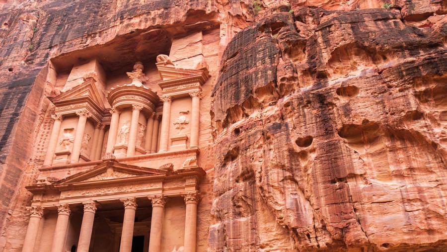 Il Tempio - Petra