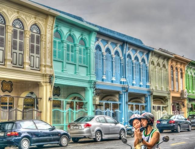 phuket thailandia centro