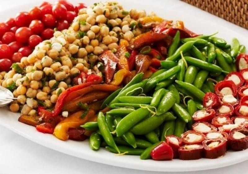 piatto vegano