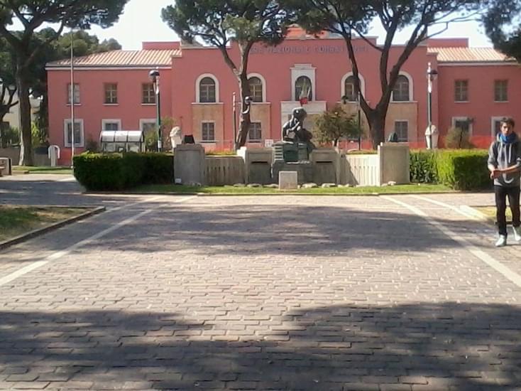 piazza del quadrato latina