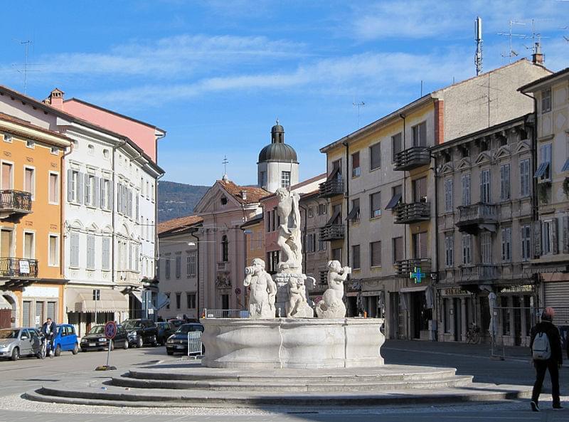 piazza vittoria gorizia