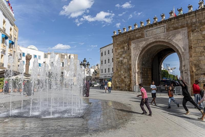 piazza vittoria tunisi
