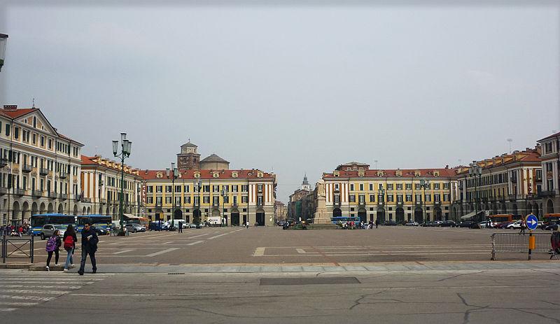Piazza Duccio Galimberti