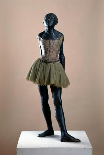 piccola danzatrice di quattordici anni