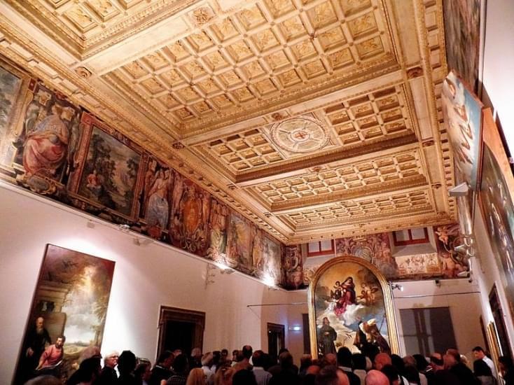 pinacoteca comunale podesti- ancona