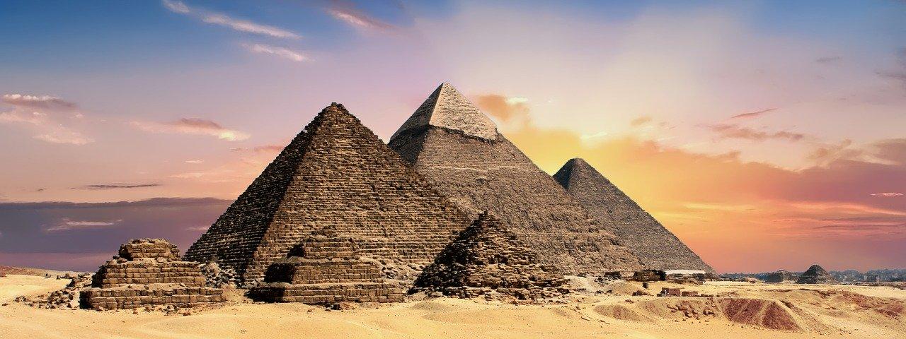Mistero Piramidi di Giza
