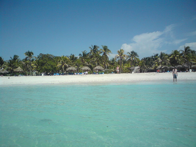 Playa Varadero, Cuba