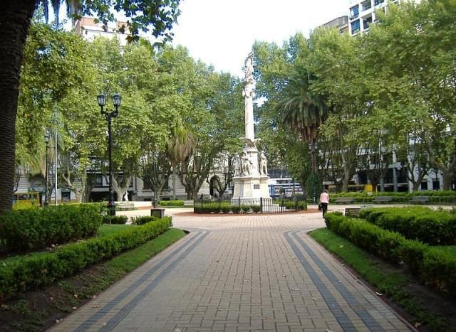 plaza 25 de mayo rosario 2