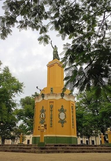 plaza libertad concepcion 1