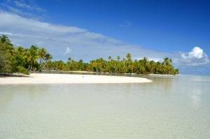Laguna Blu di Rangiroa