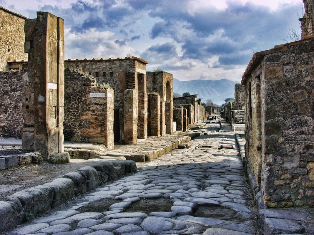 pompei citta antica