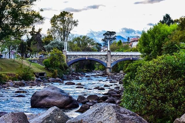 ponte delle scale cuenca ecuador