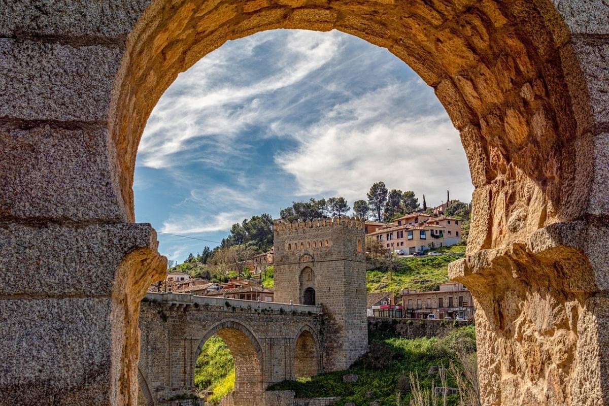 Cartina Spagna Toledo.Le 10 Citta Principali Della Spagna