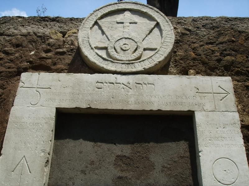 La Porta Alchemica di Roma