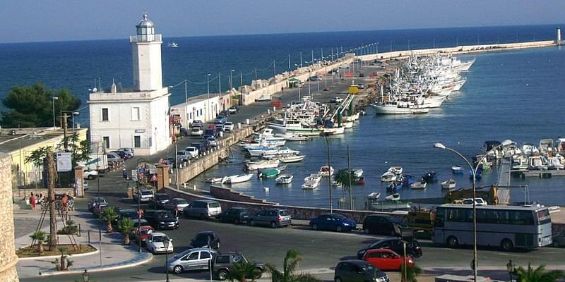 porto manfredonia