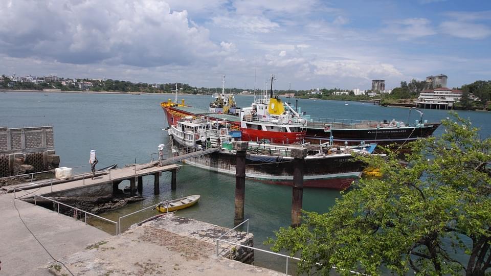 porto vecchio mombasa kenya