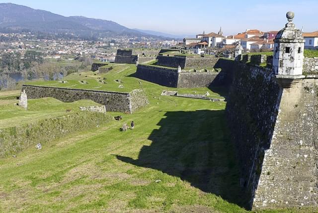 portugal fortaleza de valenca do minho