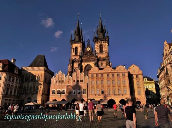 Praga 7 motivi per tornarci