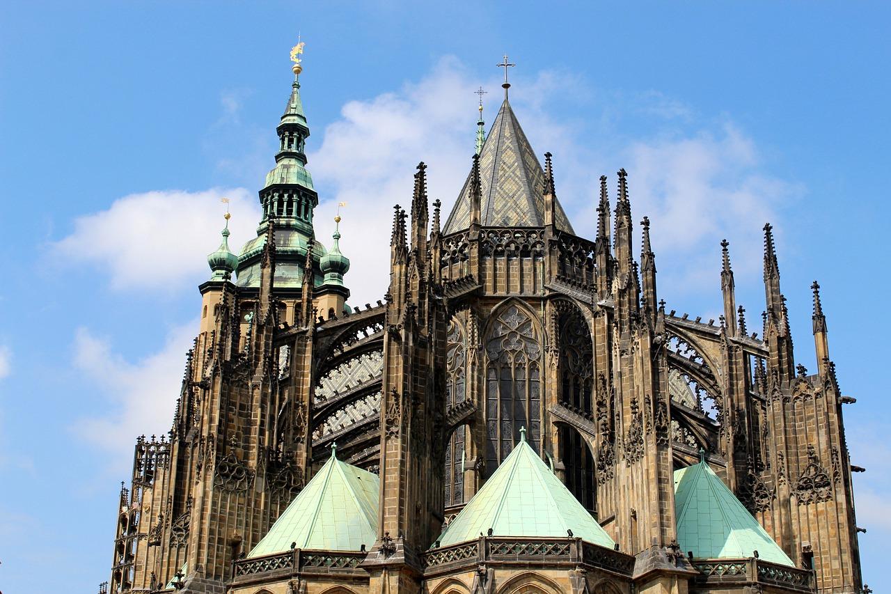 cattedrale san vito praga curiosita