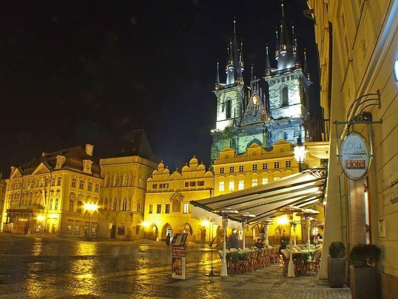 Praga città vecchia