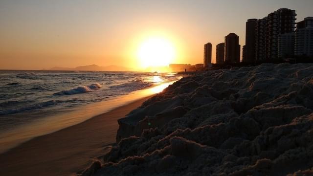 praia barra da tijuca