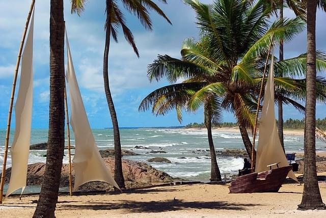 spiaggia salvador Brasile