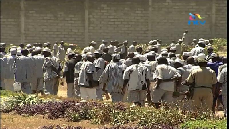 Prigione di massima sicurezza di Kamiti, Nairobi (Kenya)