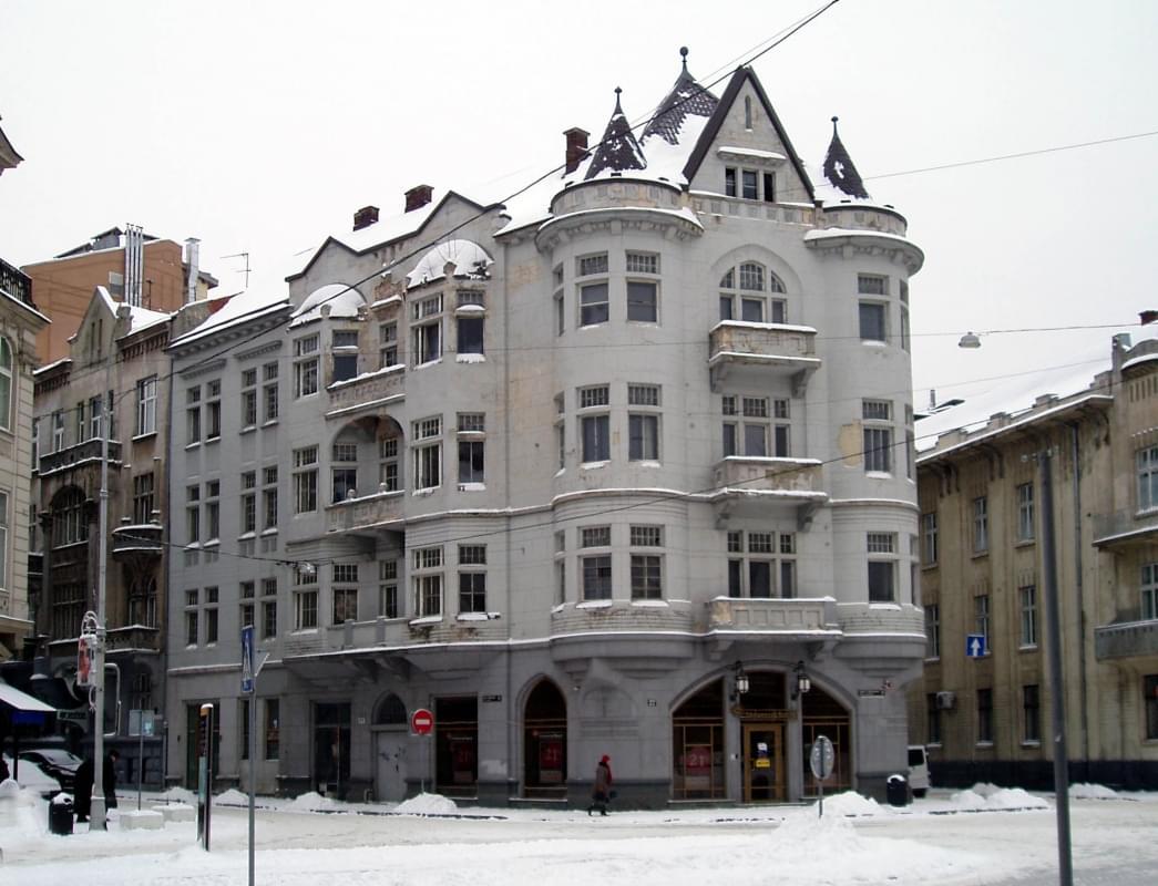 prospekt shevchenka