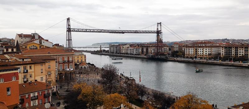 Puente Vizcaya, il più antico ponte trasportatore del mondo