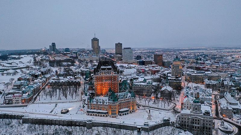 5 - Quebec City, Quebec, Canada