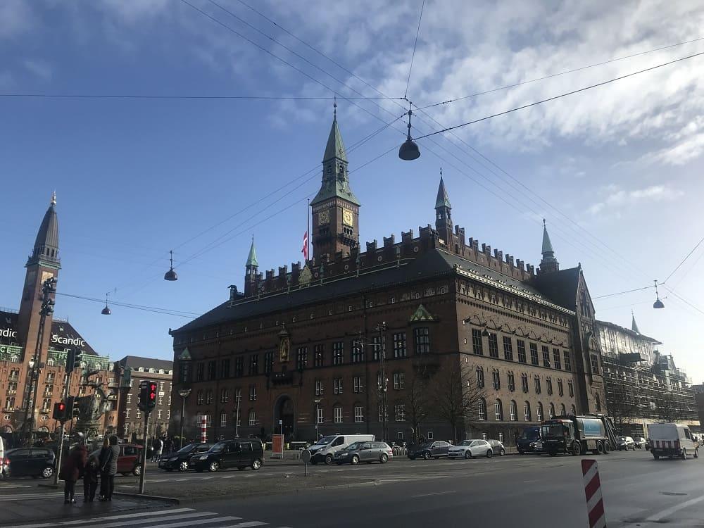 municipio copenaghen