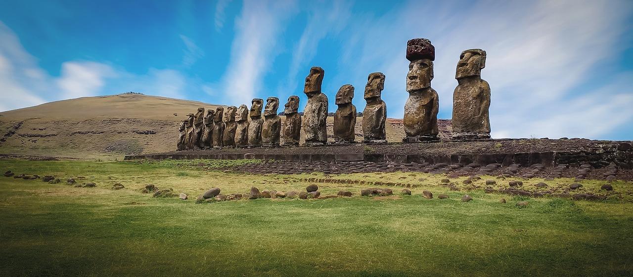 Mistero Moai Isola di Pasqua
