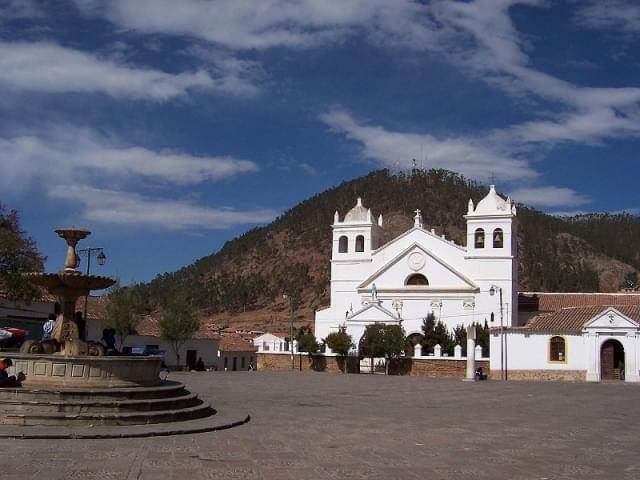 recoleta sucre bolivia