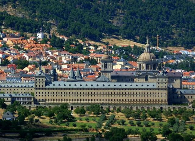 regio monastero el escorial