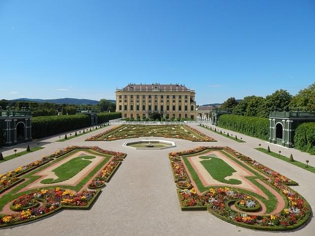 residenza di Schonbrunn
