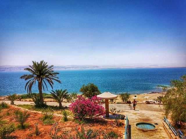 resort mar morto giordania