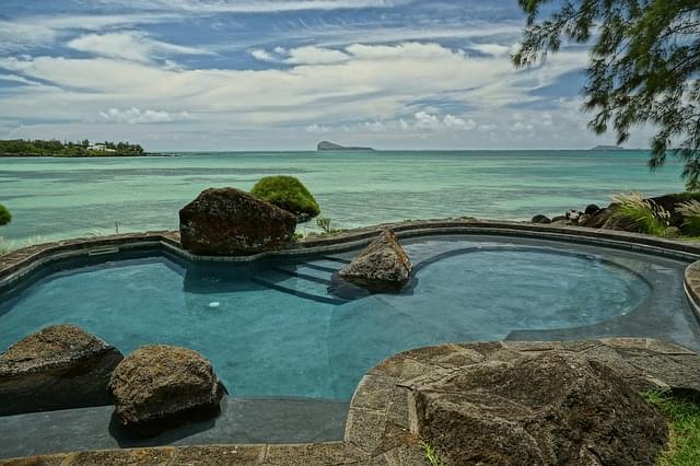 resort sul mare a mauritius