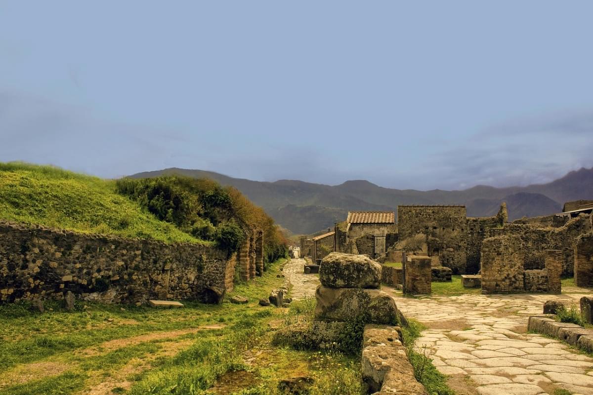 resti pompei italia