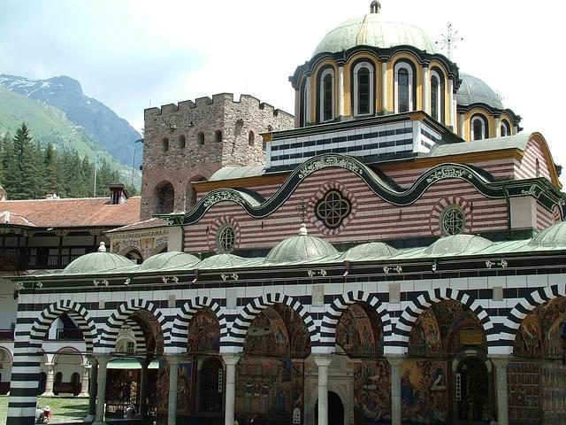 rila monastero bulgaria ortodosso