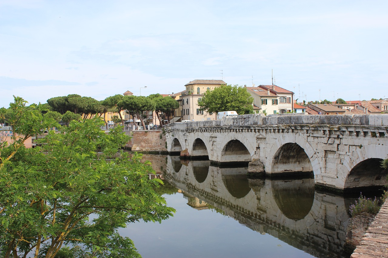 Quattro passi nella Rimini Romana