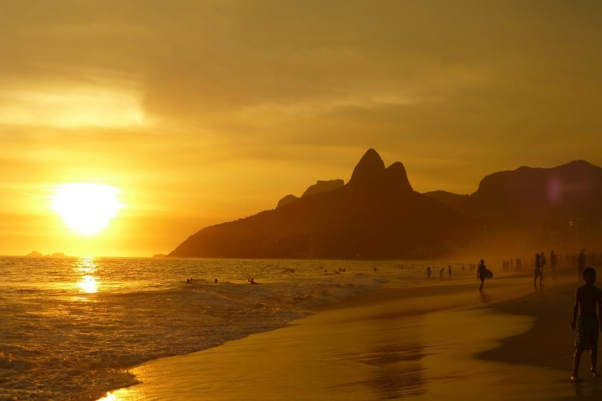 rio de janeiro brasile ipanema