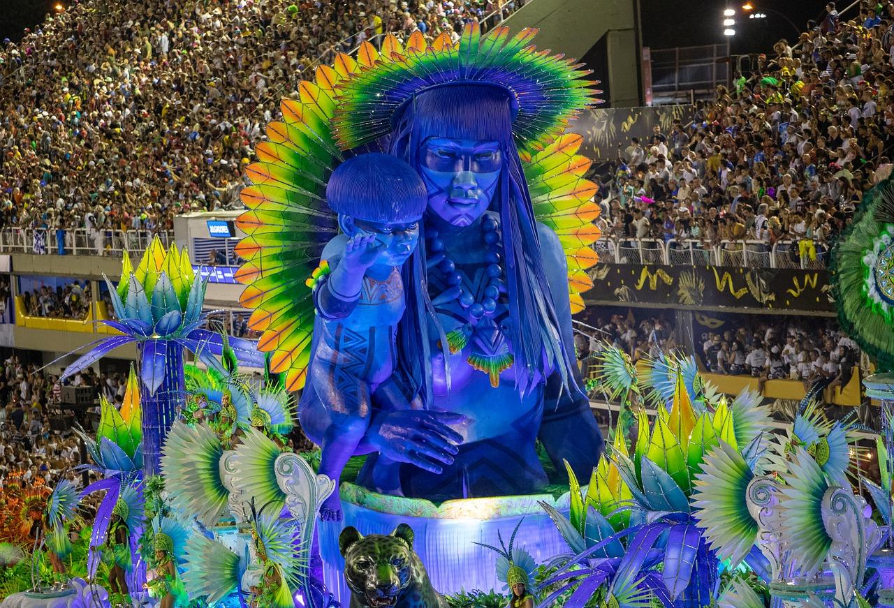 Costumi del Carnevale di Rio