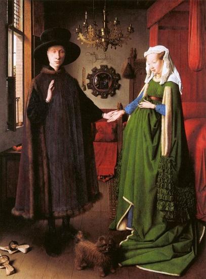 Ritratto dei coniugi Arnolfini