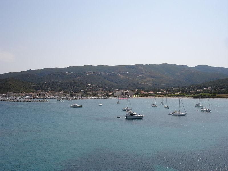 Rogliano, Corsica, Francia