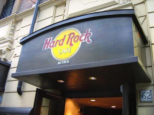 Hard rock cafe di Roma