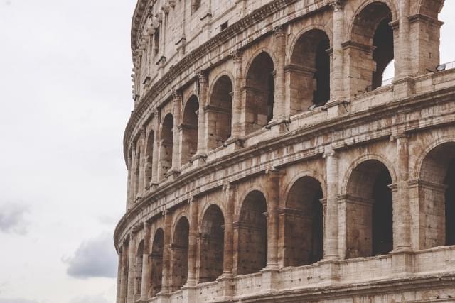 roma colosseo italia