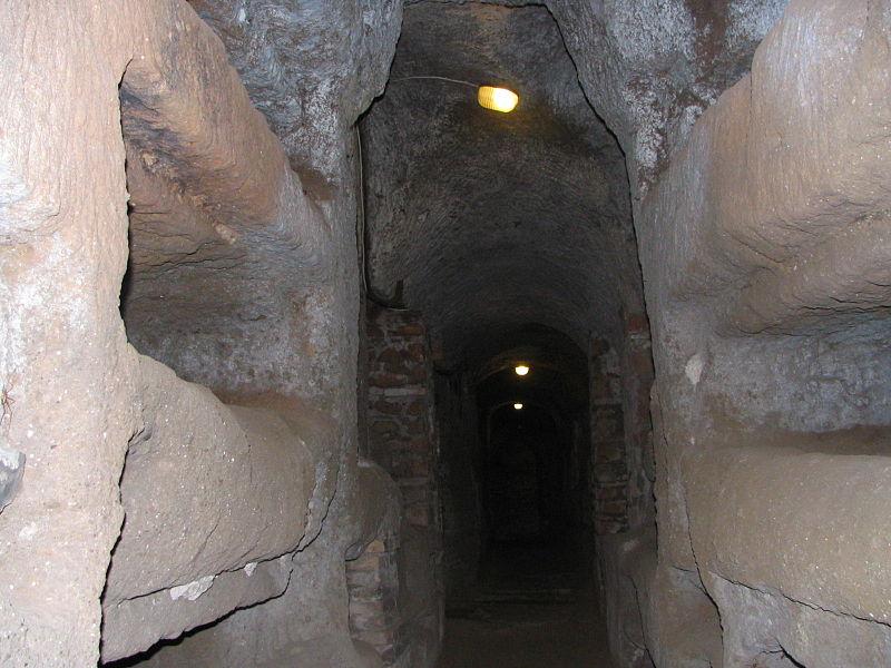 Roma sotterranea, Lazio