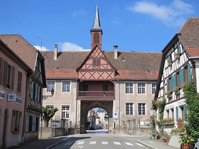 rosheim porteville